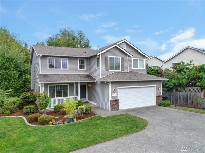 Puyallup Single Family Home For Sale: 15002 68th Ave E