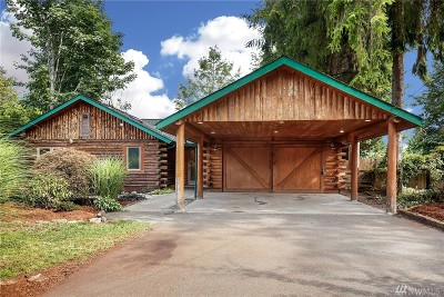 Arlington Single Family Home For Sale: 16209 Jordan Way