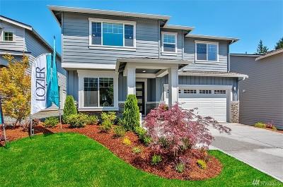 Bothell Single Family Home For Sale: 4 175th Place SE