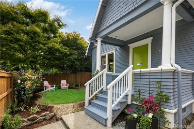 Seattle Single Family Home For Sale: 2207 E Olive St