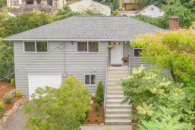 Seattle Single Family Home For Sale: 10810 25th Ave SW