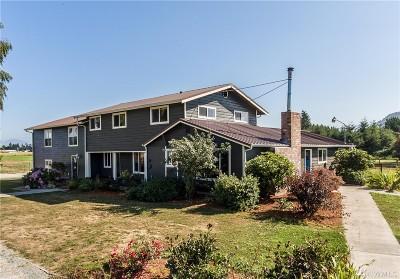 Mount Vernon, Burlington Single Family Home For Sale: 17302 Britt Rd