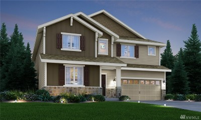 Tacoma Single Family Home For Sale: 5522 24th St NE #17