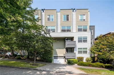 Seattle Condo/Townhouse For Sale: 7600 Greenwood Ave N #209