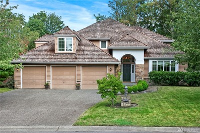 Carnation, Duvall, Fall City Single Family Home For Sale: 15614 278th Ave NE