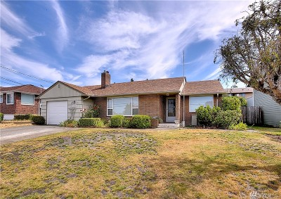 Tacoma Single Family Home For Sale: 1723 S Jackson Ave