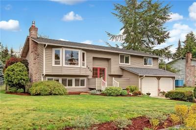 Marysville Single Family Home For Sale: 4825 73rd Dr NE