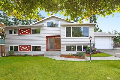 Edmonds Single Family Home For Sale: 23115 80th Place W