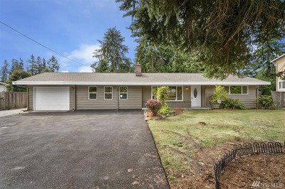 Everett Single Family Home For Sale: 208 116th Place SE