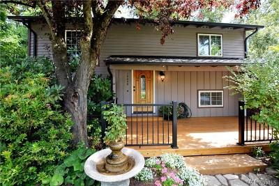 Kirkland Single Family Home For Sale: 12430 98th Ave NE