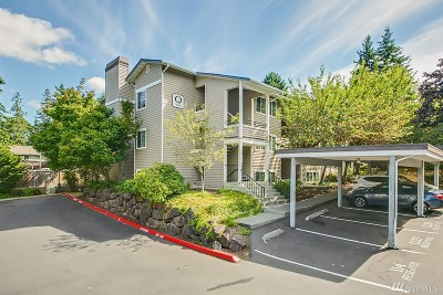 Kirkland Condo/Townhouse For Sale: 9838 NE 122nd St #Q301