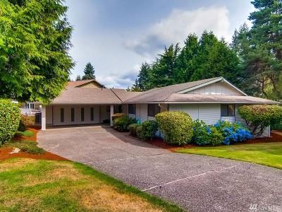 Redmond Single Family Home For Sale: 15220 NE 68th St