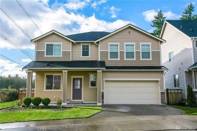 Auburn WA Single Family Home For Sale: $435,000