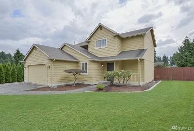 Spanaway Single Family Home For Sale: 19626 70th Av Ct E