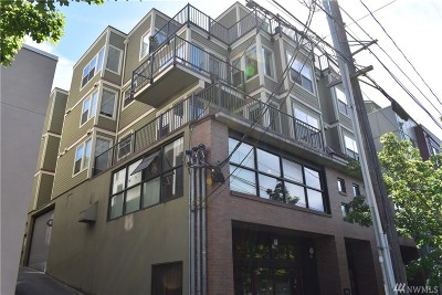 Seattle Condo/Townhouse For Sale: 4026 Stone Wy N #402