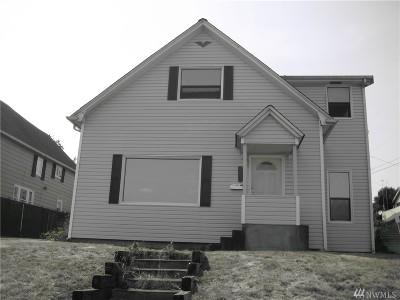 Everett Single Family Home For Sale: 2712 Walnut St