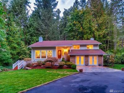 Redmond Single Family Home For Sale: 11809 200th Ave NE