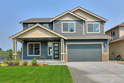 Marysville Single Family Home For Sale: 5841 100th Place NE