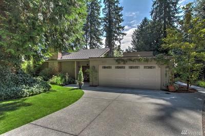 Sammamish Single Family Home For Sale: 21918 NE 24th Ct
