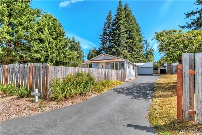 Bothell Single Family Home For Sale: 17913 North Rd
