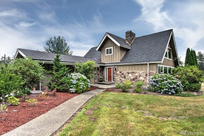 King County Single Family Home For Sale: 28406 NE Cherry Valley Road