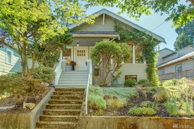 Seattle Single Family Home For Sale: 5752 30th Ave NE