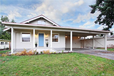 Single Family Home Sold: 1310 W Oregon St