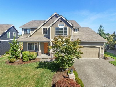 Lake Tapps WA Single Family Home For Sale: $714,950