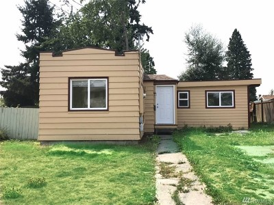 Tacoma Single Family Home For Sale: 1664 S 41st St