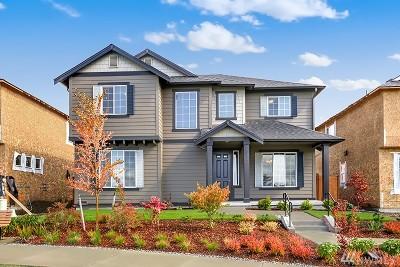 Gig Harbor Single Family Home For Sale: 10796 E Mercury Lane