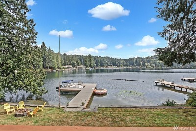 Single Family Home Sold: 1817 SW Lake Roesiger Rd