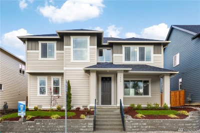 Gig Harbor Single Family Home For Sale: 3855 Sawtooth Ct