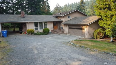 Puyallup Single Family Home For Sale: 8301 121st St E