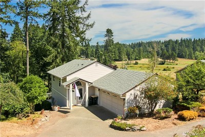 Olympia Single Family Home For Sale: 12120 Fairway Dr SW
