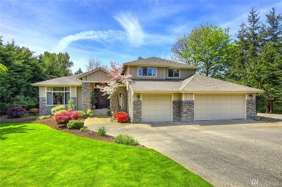 Lake Tapps WA Single Family Home For Sale: $689,950