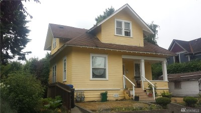 Seattle Single Family Home For Sale: 6712 22nd Ave NW