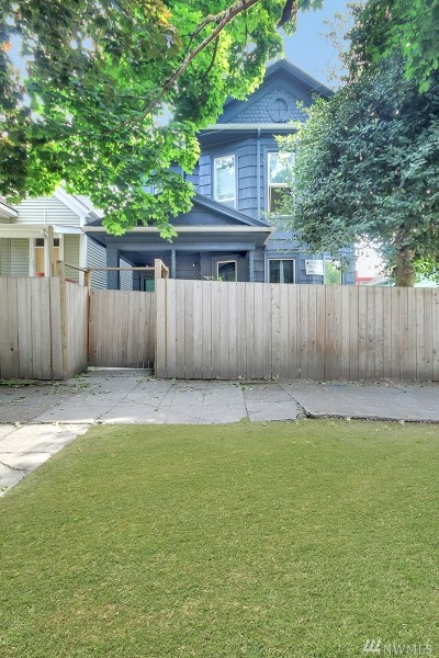 Seattle Multi Family Home For Sale: 304 25th Ave S