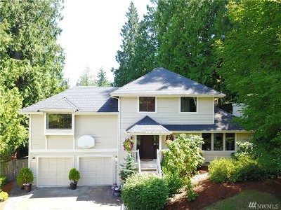 Issaquah Single Family Home For Sale: 400 Jasmine Place NW