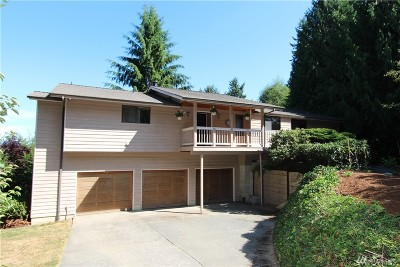 Arlington WA Single Family Home For Sale: $425,000