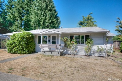Tumwater Single Family Home For Sale: 226 W St SE