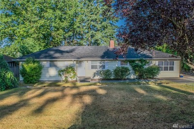 Snohomish Single Family Home For Sale: 1230 Pine Ave