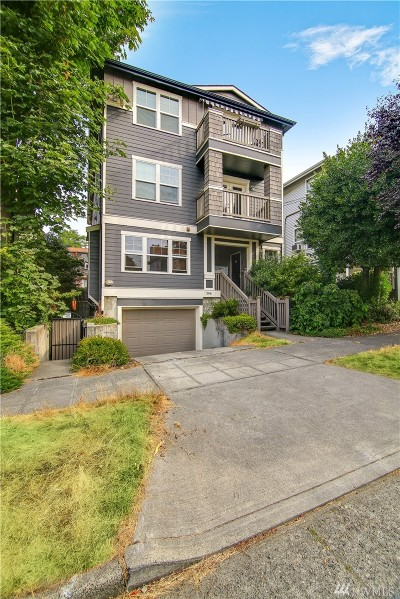 Seattle Condo/Townhouse For Sale: 506 NE 73rd St #3B