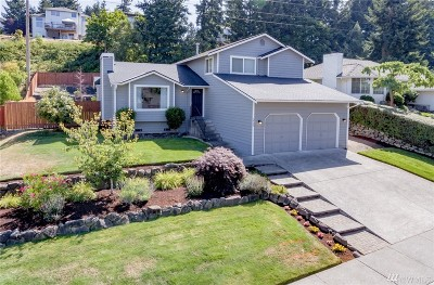 Auburn Single Family Home For Sale: 5420 James Ave SE