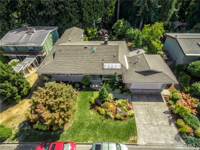 Bellevue Single Family Home For Sale: 5616 129th Ave SE