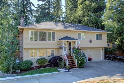 Stanwood Single Family Home For Sale: 17724 64th Dr NW