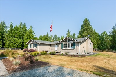 Mount Vernon Single Family Home For Sale: 24331 Gunderson Ridge Dr