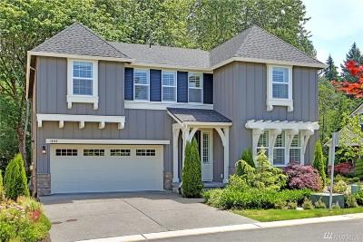 Redmond Single Family Home For Sale: 11742 163rd Place NE