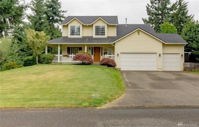 Bonney Lake Single Family Home For Sale: 19101 108th St Ct E