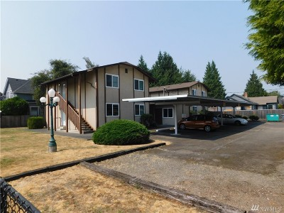 Puyallup Multi Family Home For Sale: 408 2nd St NW