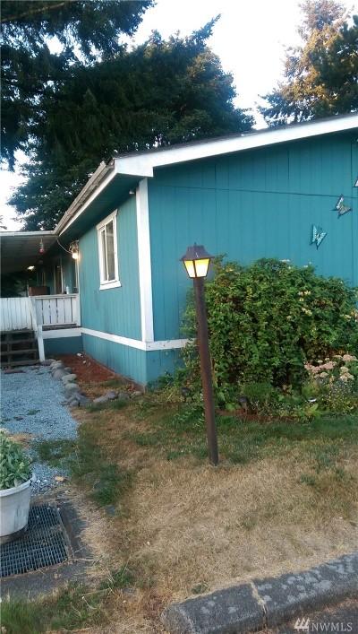 Auburn Mobile Home For Sale: 4248 A St SE #320